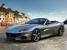 Ferrari Portofino, I Рестайлинг (M) (2020 – н.в.), Кабриолет: характеристики, отзывы